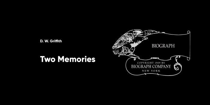 Two Memories