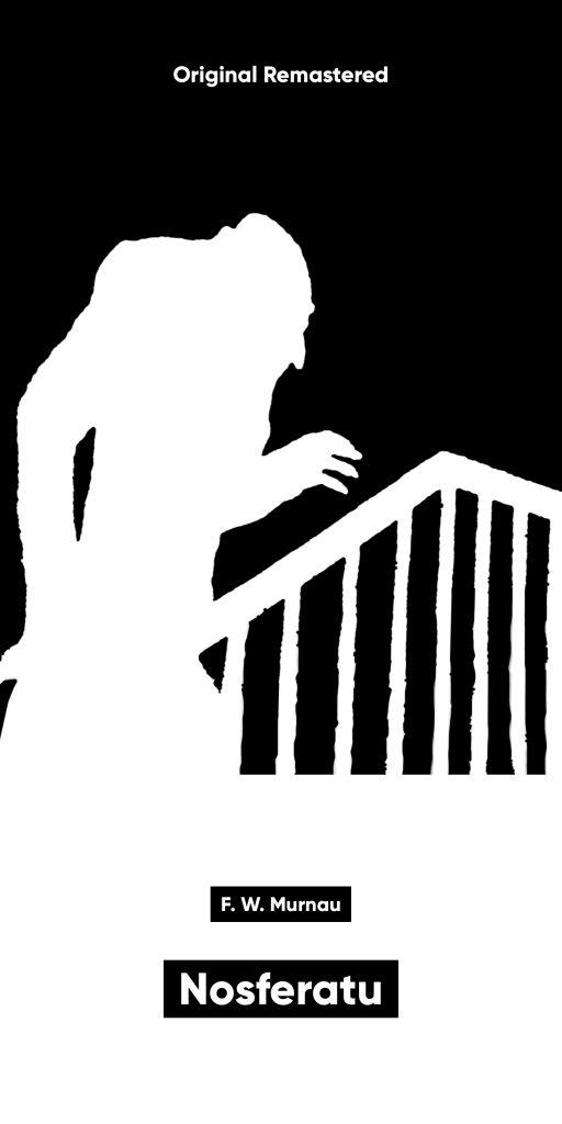 Affiche Nosferatu (verticale)